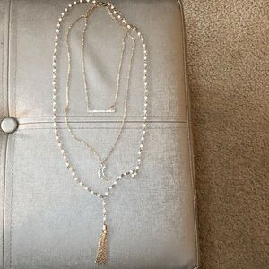 3 tiered necklace